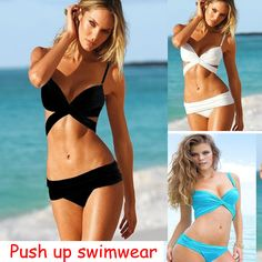 2013 New Sexy Bathing Suits for Women, Swimsuits,solid color Bikini ...
