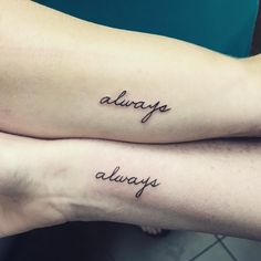 25 best friend tattoos for you and your group Brit Co, . - 25 best friend tattoos for you and your group Brit Co, # Friend tattoos - Small Best Friend Tattoos, Small Matching Tattoos, Matching Best Friend Tattoos, Small Tattoos, Tatoos For Best Friends, Squad Tattoos Best Friends, Cute Matching Tattoos For Bestfriends, Small Harry Potter Tattoos, Best Friend Tattoo Quotes
