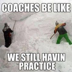 Baseball Memes and Quotes : coaches be like we still havin practice A collection of baseball memes, softball memes, famous memorable baseball quotes, and cute and funny baseball mom quotes. Funny Soccer Memes, Softball Memes, Baseball Memes, Baseball Socks, Sports Baseball, Funny Sports Quotes, Girls Softball, Baseball Caps, Funny Volleyball Quotes
