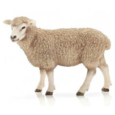 Фигурка SCHLEICH Овца - купить, фигурка schleich овца цена в интернет магазине детских товаров и игрушек «Детский Мир»