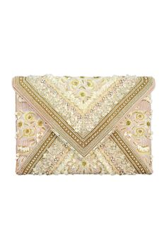 Marchesa Handbags Elisa Envelope Clutch