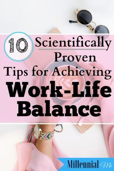 10 Scientifically Proven Tips for Achieving Work-Life Balance! This tips are so important because achieving work life balance can really have an impact on your happiness and quality of life. Click now to learn 10 ways to improve your work life balance! Working Mom Schedule, Working Mom Tips, Work From Home Tips, Focus At Work, Busy At Work, Career Advice, Career Quotes, Career Success, Mom Advice