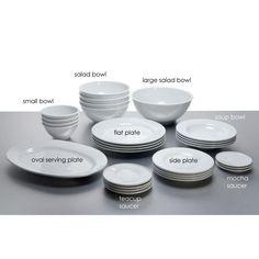platebowlcup dinnerware by jasper morrison for alessi
