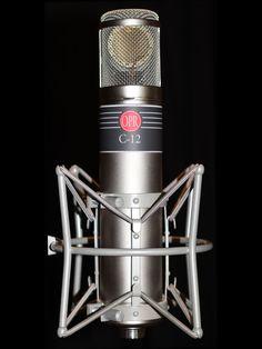 retro vintage microphones for hire