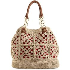 SO CUTE! Olivia + Joy Handbag, Caribbean Beat Tote ($88)...BUT SOLD OUT EVERYWHERE :(