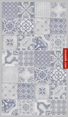 Mozaiek.com Utrecht – decorwandtegels delfts portugees blauw | ook als vloertegel | lef