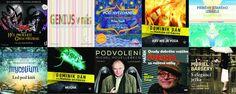 Audioknižné novinky 50. týždeň 2015