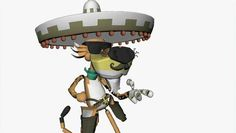 """Cheetos """"The Book Of Life"""" Vfx Breakdown"""