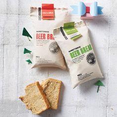 barrett's ridge beer bread mix by dassie | notonthehighstreet.com