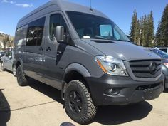 2015 Sprinter 4x4 build begins - Expedition Portal