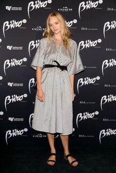 Buro 24/7 Australia Launch - Celebrity Fashion Trends