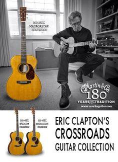 Clapton & Martin Guitars!