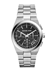 Stainless Steel Bracelet Chronograph by Michael Kors at Neiman Marcus Last Call.