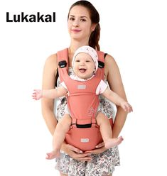 Hearty Gabesy Baby Carrier Ergonomic Carrier Backpack Hipseat For Newborn And Prevent O-type Legs Sling Baby Kangaroos Activity & Gear Backpacks & Carriers