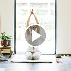 Yoga voor beginners met Goedele Leyssen: les 6 - de Adi Mantra @Feelingmagazine