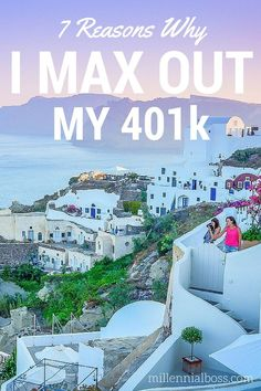 7 Reasons to max out your 401k -- Love this!!