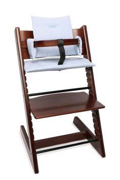 Vichy Sitzbezug für Stokke Stuhl
