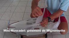 Mini Muscadet Gréement de Mignonnette
