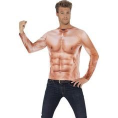 Realistic Muscle Top