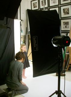 #Shooting #photo pour la couverture des P'tites filles à la vanille N°111 #magazine #filles