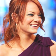 Emma Stone // Most boring, overrated celeb on the planet. I don't get it.