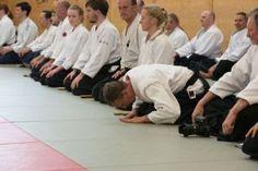 ÖAV Verbandslehrgang am 14./15. Mai 2016 - Budokan Wels: Danprüfung Reshigi nach der Prüfung