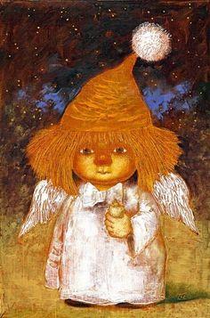 Картинки по запросу осенний ангел