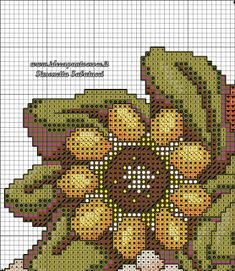 THUN SCHEMI PUNTO CROCE Cactus Plants, Embroidery, Pattern, Fate, Punto Croce, Smile, Flowers, Tricot, Ladybug