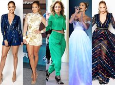 What Was Jennifer Lopez's Best Look from American Idol Season 14? Vote Now!  Jennifer Lopez, American Idol