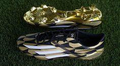 Las botas doradas de James