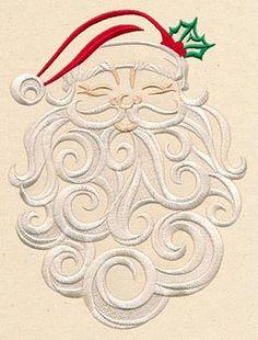 Whirling Swirling Santa_image