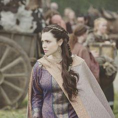 She developed a dangerous crush. #Vikings