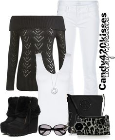 """Untitled #615"" by candy420kisses ❤ liked on Polyvore"