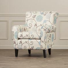 Alcott Hill Wadham Upholstered Club Chair & Reviews | Wayfair