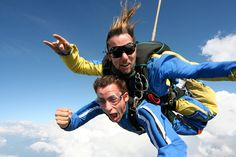 Skydiving with Skydive-Switzerland