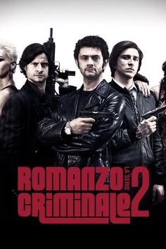Romanzo Criminale stagione 2 Tv Series, My Books, Tv Shows, Entertaining, Comics, Film, Reading, Movie Posters, Geek Stuff