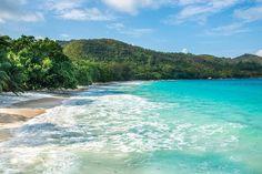 Anse Lazio, Praslin Island, Seychelles // Plan your perfect Trip on www.exploya.com // #exploya #wanderlust #bucketlist #takemethere #travellife #traveladdict #traveltheworld #travelphotography #travelpics #travelphoto #inspiration #instagood #travelingram #travelgram  #travel #startup #instatravel #travels #traveling #travelling #traveler #traveller  #anselazio #praslinisland #seychelles #seychellen #beach #beachlife #paradise