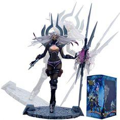 "LOL League of Legends Irelia Figure Garage Kit Model 8.6"" PVC Figure Figuren in Sammeln & Seltenes, Comics, Manga & Anime | eBay"