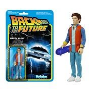 Back to the Future Action Figures - Coming July 2014!   Marty McFly ReAction 3 3/4-Inch Retro Action Figure