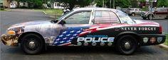 Wauconda, Illinois, Ford Police Car