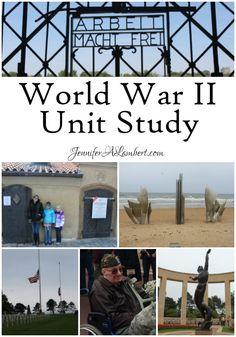 World War II Unit Study