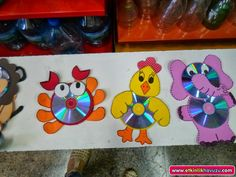 cd animal craft | Crafts and Worksheets for Preschool,Toddler and Kindergarten