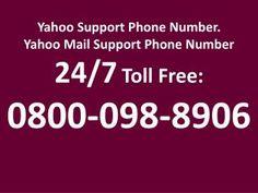 PPT - Tollfree O8OO-O98-89O6 Yahoo-Customer-Care-Phone-Number-UK, Yahoo-Phone-Num... PowerPoint Presentation