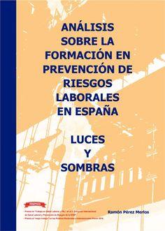"""Libro """"Análisis sobre la formación en PRL en España. Luces y Sombras"""""""