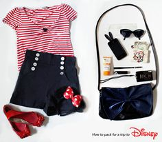 How To Pack For A Trip To Disney