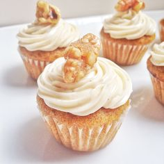 Tis the season of pumpkin! I recently posted a pumpkin roll recipe and if you liked that, you will love these cupcakes. I made these mini cupcakes with maple cream cheese frosting and topped with a candied walnut. Yummy. This cake recipe is moist, delicious, and has the perfect amount of spice. The frosting is...Read More »