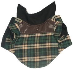 England Type Leather Grid Shirt Dog Apparel Coat Pet Clothes Puppy Costumes Cotton 100% Enough Size Xs/s/m/l >>> Awesome dog product. Click the image : Costumes for dog