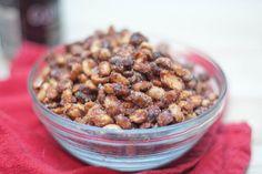Honey Roasted Peanuts | Scratch It