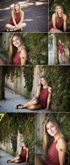 Senior Portraits Girl, Photography Senior Pictures, Senior Photos Girls, Senior Girl Poses, Senior Picture Outfits, Senior Girls, Girl Photography Poses, Senior Session, Senior Posing