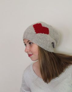 Hey, I found this really awesome Etsy listing at https://www.etsy.com/listing/200997772/winter-beige-beanie-heart-beige-hat